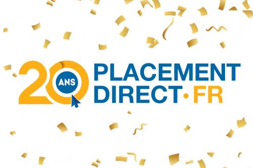 Placement-direct.fr 20 ans