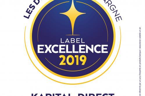Label excellence Kapital-direct