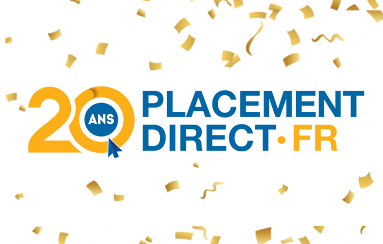 Placement-direct.fr 20 ans