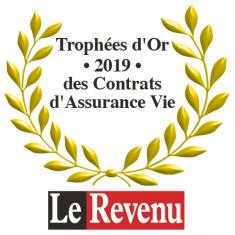 Trophées d'Or 2019 des Contrats d'Assurance Vie