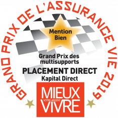 Grands Prix de l'assurance vie 2019