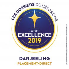 Darjeeling Label d'Excellence 2019