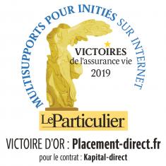 Victoire d'or