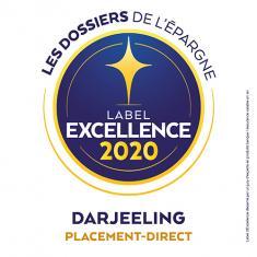Darjeeling Label d'Excellence 2020