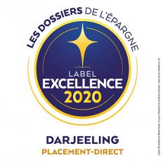 Darjeeling Label d'Excellence 2020