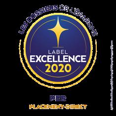 PER Label d'Excellence 2020