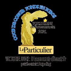 Darjeeling primé par Le Particulier 2021
